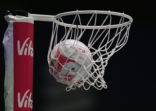 Ball in the net